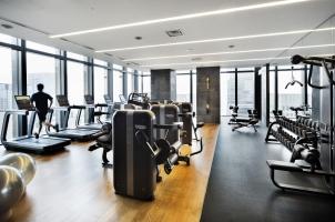Aman Tokyo - Gym