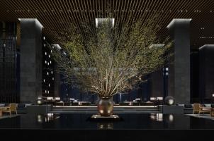 Aman Tokyo - Garden Lounge