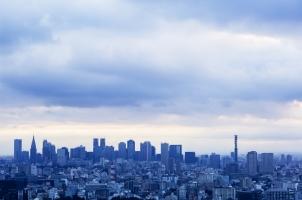 Aman Tokyo - View