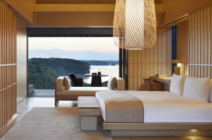 Amanemu - Suite Bedroom