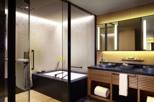 The Ritz-Carlton Kyoto - Bathroom