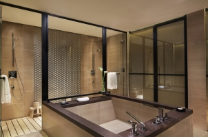 The Ritz-Carlton Kyoto - Suite Bathroom