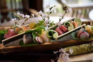 Japan - Ryokan Kurashiki - Dinner