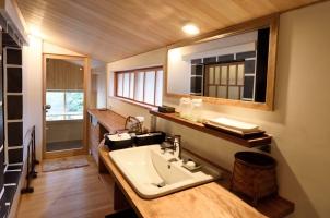 Japan - Ryokan Kurashiki - Bathroom