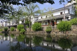 Japan - Ryokan Kurashiki - Canal