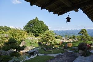 Sasayuri Ann - Garden view