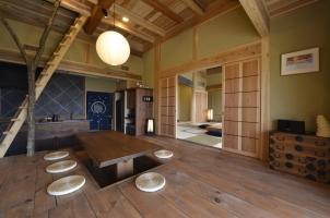 Sasayuri Ann - Villa dining room