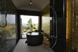 Sasayuri Ann - Villa bath tub