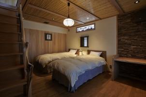 Sasayuri Ann - Villa bedroom