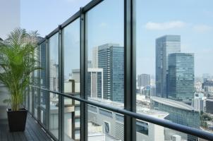 The Peninsula Tokyo - 24th Floor Terrace 2