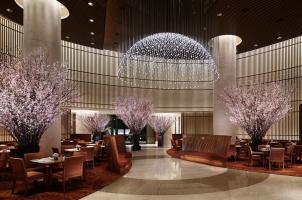 The Peninsula Tokyo - Cherry Blossom 2