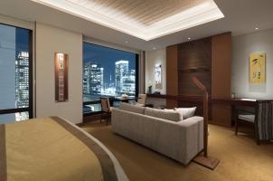 The Peninsula Tokyo - Deluxe Corner Room King
