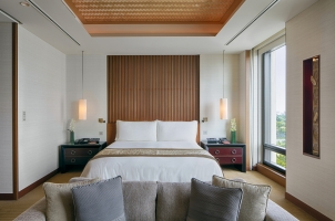 The Peninsula Tokyo - Deluxe Park View King Room 1