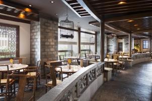 The Peninsula Tokyo - Hei Fung Terrace Main Dining 1
