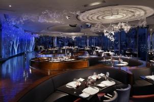 The Peninsula Tokyo - Peter Main Dining Night