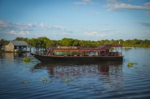 Amansara - Boat