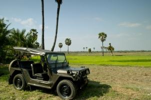 Amansara -House Jeep