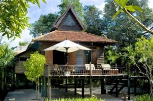 Amansara -Village House Exterior
