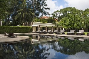 Amansara - Main Swimming Pool