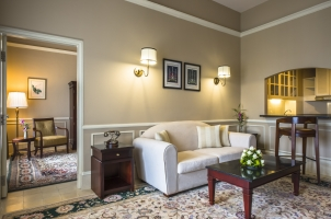 Cambodia - Raffles Hotel Le Royal - Executive Suite