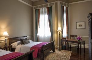 Cambodia - Raffles Hotel Le Royal  - Landmark Room