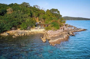 Six Senses Krabey Island - Beach Retreat