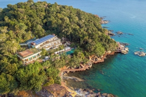 Six Senses Krabey Island - View