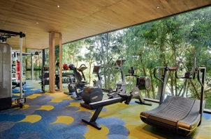 Six Senses Krabey Island - Fitness Center