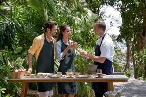 Six Senses Krabey Island - Cooking Class