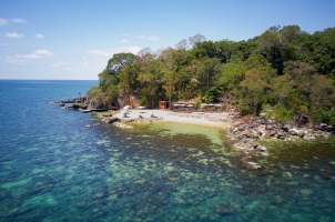 Six Senses Krabey Island - Main Beach