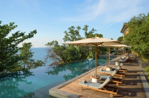 Six Senses Krabey Island - Main Pool