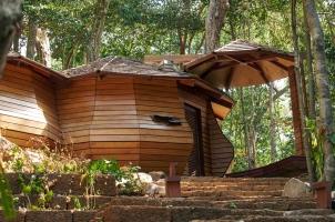 Six Senses Krabey Island - Mushroom Hut