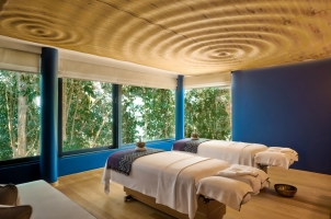 Six Senses Krabey Island - Spa treatment Room