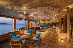 Six Senses Krabey Island - Sunset Bar