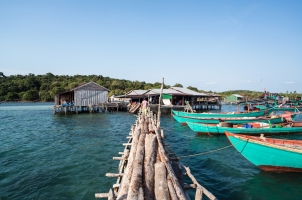 Six Senses Krabey Island - Fishing Village