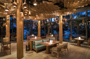 Six Senses Krabey Island - Tree Restaurant