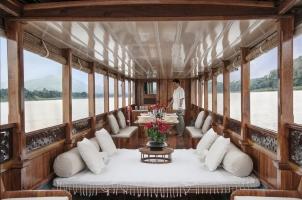 Amantaka - Boat