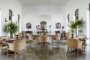 Amantaka - Dining Room