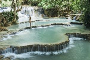 Amantaka - Kuangsi Waterfalls