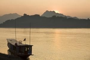 Amantaka - Luang Prabang, Mekong river