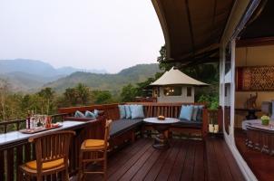 Rosewood Luang Prabang - Hilltop Tent Suite