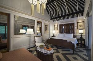Rosewood Luang Prabang - Riverside Villa Bedroom