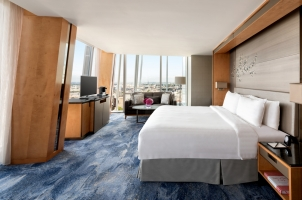 Shangri La Hotel at The Shard - London - deluxe city view king