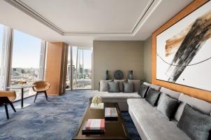 Shangri La Hotel at The Shard - London - Southwark Suite