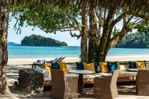 The Datai Langkawi - The Beach Bar
