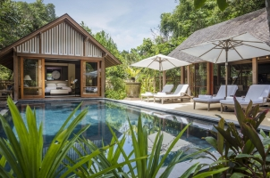 The Datai Langkawi - Two Bedroom Beach Villa