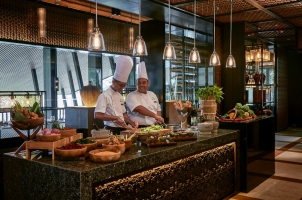 Ritz-Carlton Langkawi - Discovering Malay Delicacies