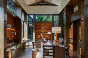 Ritz-Carlton Langkawi - Library