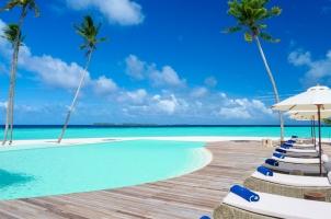 Baglioni Resort Maldives - Main Pool
