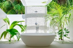 Baglioni Resort Maldives - Beach Villa Bathroom